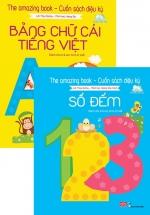 Combo The Amazing Book - Cuốn Sách Diệu Kỳ Bảng Chữ Cái Tiếng Việt + Số Đếm