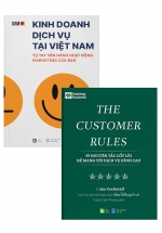 Combo Kiếm Tiền Từ Dịch Vụ Đỉnh Cao - Kinh Doanh Dịch Vụ Tại Việt Nam + The Customer Rules