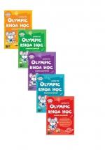 Combo Luyện Thi Olympic Khoa Học - Science Olympiad Tiểu Học (Bộ 5 Cuốn)