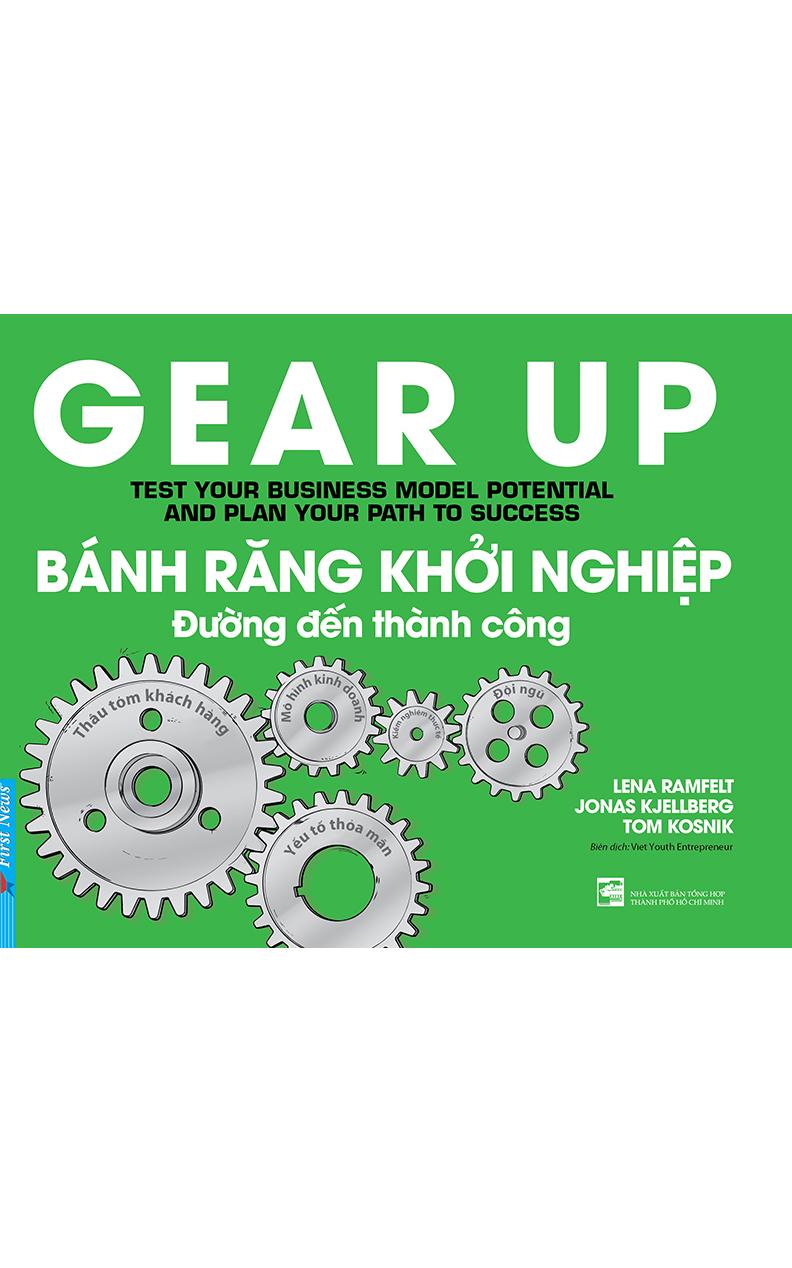 Bánh Răng Khởi Nghiệp - EBOOK/PDF/PRC/EPUB