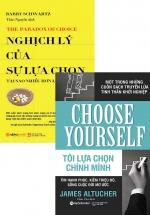Combo Phát Triển Bản Thân: Nghịch Lý Của Sự Lựa Chọn + Tôi Lựa Chọn Chính Mình