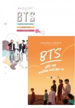 Combo BTS - Những Bước Chân Chinh Phục Thế Giới + Ước Mơ Không Chờ Đợi Ai (Bộ 2 Cuốn)