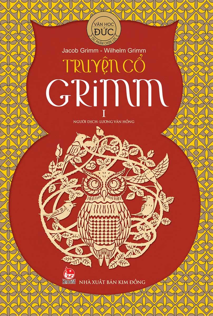 Truyện Cổ Grimm - Tập 1