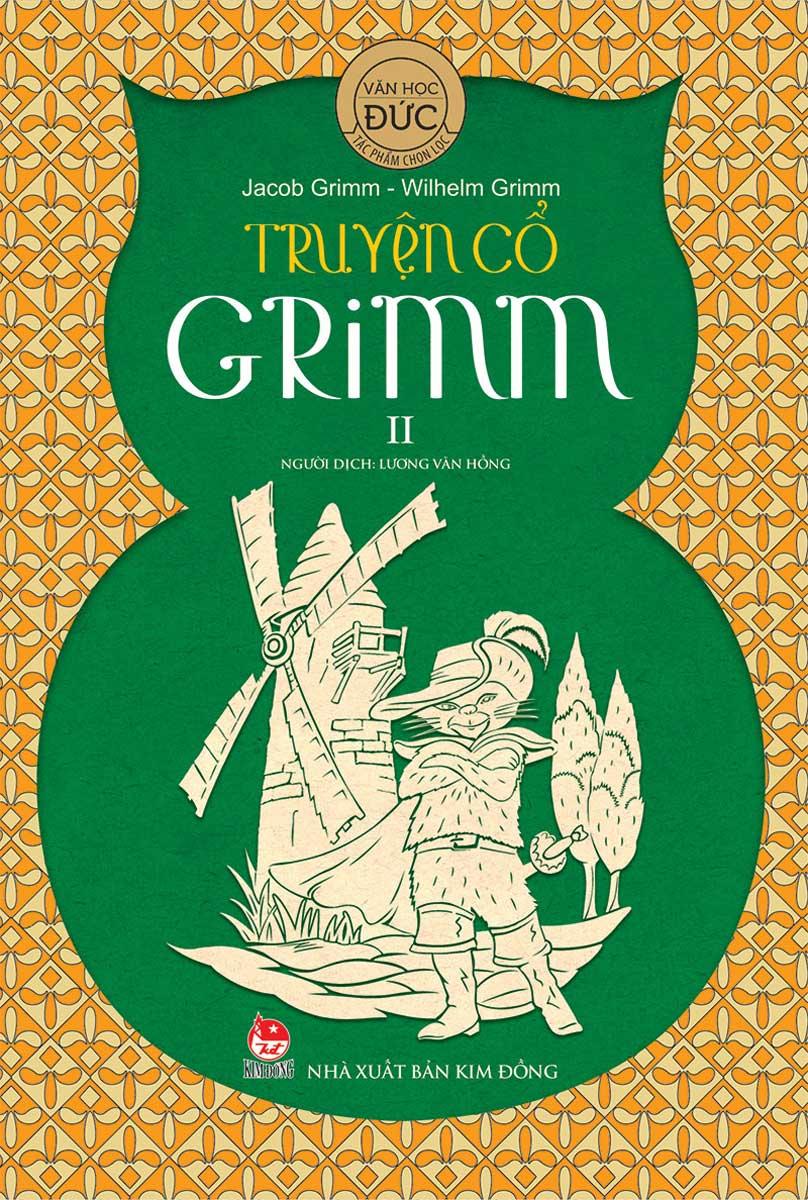 Truyện Cổ Grimm - Tập 2
