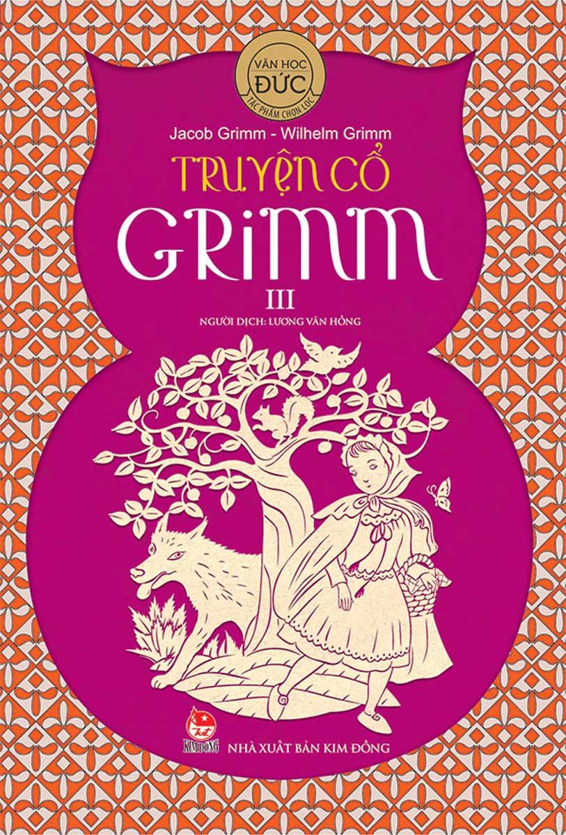 Truyện Cổ Grimm - Tập 3