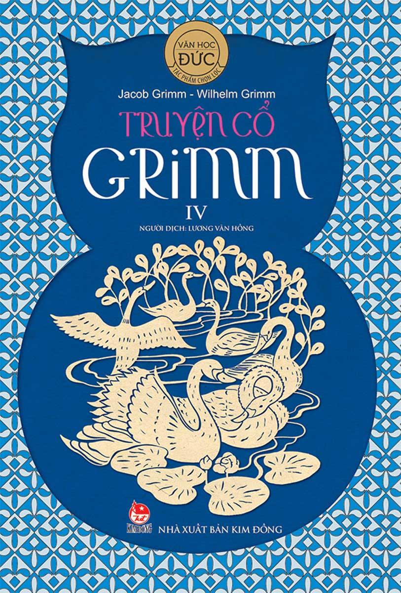 Truyện Cổ Grimm - Tập 4
