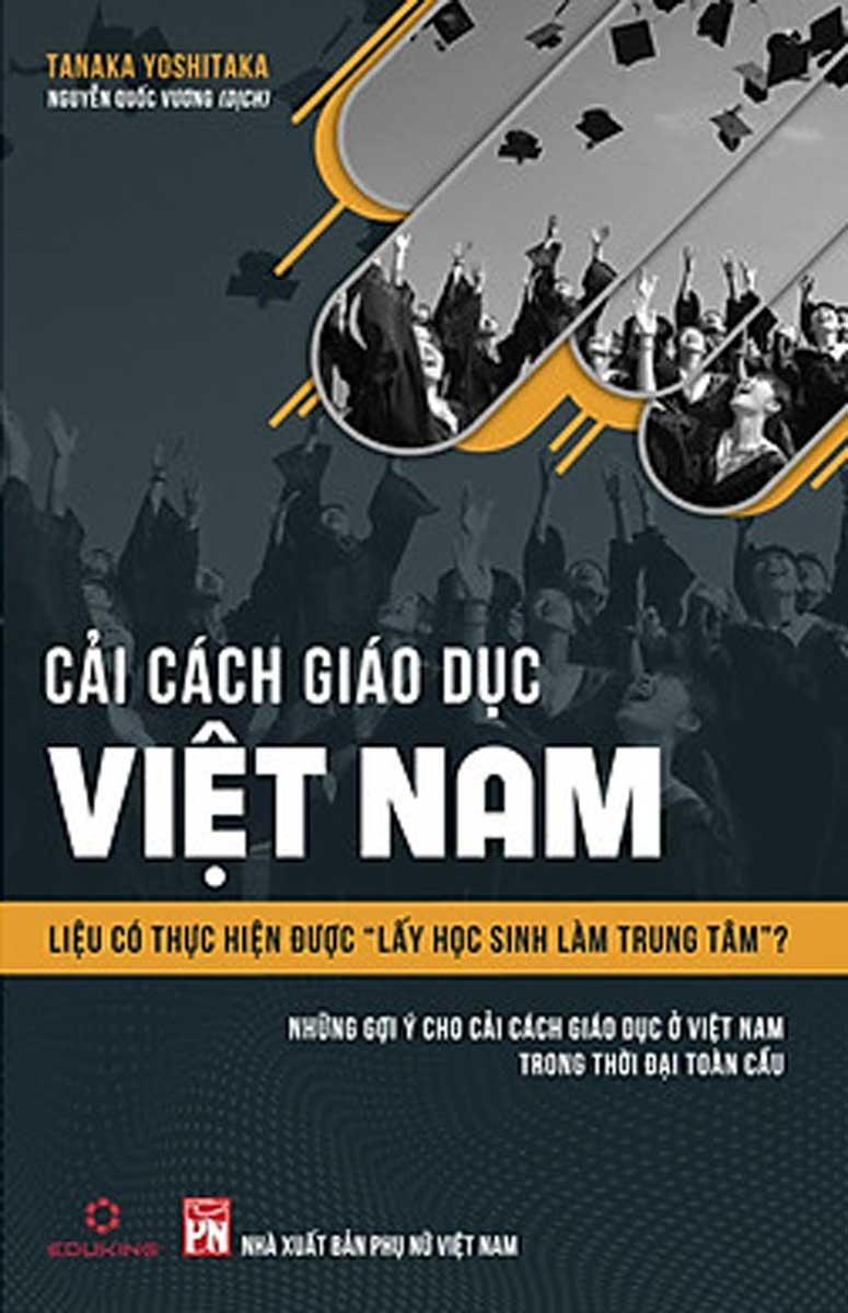 """Cải Cách Giáo Dục Việt Nam - Liệu Có Thực Hiện Được """"Lấy Học Sinh Làm Trung Tâm""""?"""