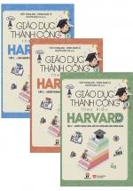 Combo Giáo Dục Thành Công Theo Kiểu Harvard (Bộ 3 Tập)