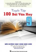 Tuyển Tập 100 Bài Văn Hay 9 ( Bồi Dưỡng Học Sinh Khá Giỏi)