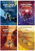 Combo Explorer Academy - Học viện Viễn Thám - Tập 1+2+3+4 (Bộ 4 Tập)