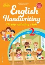 English Handwriting - Vở Tập Viết Tiếng Anh Lớp 2 Tập 2