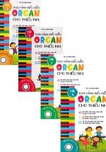 Combo Thực Hành Biểu Diễn Organ Cho Thiếu Nhi ( 4 tập )