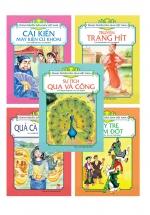 Combo Tranh Truyện Dân Gian Việt Nam 1 (Bộ 5 Cuốn)