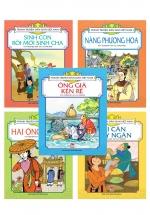 Combo Tranh Truyện Dân Gian Việt Nam 2 (Bộ 5 Cuốn)