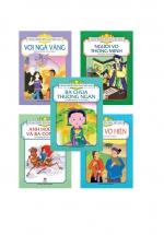 Combo Tranh Truyện Dân Gian Việt Nam 9 (Bộ 5 Cuốn)