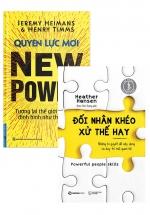 Combo Đối Nhân Khéo - Xử Thế Hay + Quyền Lực Mới - New Power (Bộ 2 Cuốn)