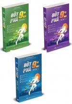 Combo Bứt Phá 9+ Môn Toán - Lí - Hóa Lớp 11( bộ 3 cuốn)
