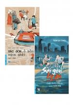 Combo: Sài Gòn Ồ Bỗng Ngon Ghê! + Sài Gòn Kỳ Án - Cuộc Phiêu Lưu Của Những Giấc Mơ (Bộ 2 Cuốn)