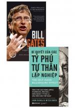 Combo Bill Gates: Tham Vọng Lớn Lao Và Quá Trình Hình Thành Đế Chế Microsoft + Bí Quyết Của Các Tỷ Phú Tự Thân Lập Nghiệp (Bộ 2 Cuốn)