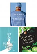 Combo Sách Truyền Cảm Hứng Sống Khỏe Vượt Qua Bệnh Tật