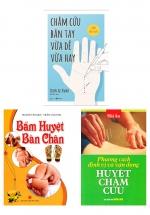 Combo Sách Châm Cứu & Bấm Huyệt