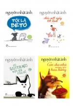 Combo Con Chó Nhỏ Mang Giỏ Hoa Hồng + Tôi là BêTô + Có Hai Con Mèo Ngồi Bên Cửa Sổ + Chúc Một Ngày Tốt Lành (Bộ 4 Cuốn)