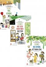 Combo Kĩ Năng Vàng Cho Học Sinh Trung Học (Bộ 3 Cuốn)