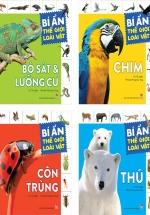 Combo Bí Ẩn Thế Giới Loài Vật ( 4 cuốn )