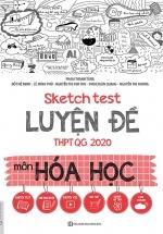 Sketch Test Luyện đề THPTQG 2020 Môn Hóa Học