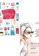 Combo Dưỡng Da Trọn Gói + Skincare Chuyên Nghiệp (Bộ 2 Cuốn)