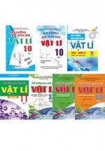 Combo Bồi Dưỡng Học Sinh Giỏi Vật Lí 10 - 11 - 12