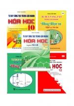 Combo Tư Duy Sáng Tạo Trong Giải Nhanh Hóa Học 10 - 11 - 12