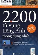 2200 Từ Vựng Tiếng Anh Thông Dụng Nhất