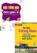 Combo Sách Tiếng Hàn Dành Cho Người Mới Bắt Đầu
