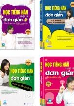 Combo Học Tiếng Hàn Thật Là Đơn Giản Của  Seung -eun Oh