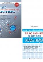 Combo Khám Phá Tư Duy Giải Nhanh Thần Tốc Bộ Đề Luyện Thi Quốc Gia Hoá Học + Chinh Phục Câu Hỏi Và Bài Tập Trắc Nghiệm Dễ Mất Điểm Hóa Học (Bộ 2 Cuốn)