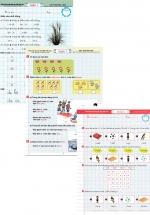 Combo Phiếu Bài Tập Cuối Tuần Môn Toán - Tiếng Việt - Tiếng Anh Lớp 1 (Theo Chương Trình Tiểu Học Mới)