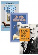 Combo Sách Hay Về Sigmund Freud: Phân Tâm Học Nhập Môn + Ơn Giời, Freud Trả Lời + Tư Duy Như Sigmund Freud (Bộ 3 Cuốn)
