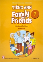 Tiếng Anh 1 - Family And Friends (National Edition) - Workbook