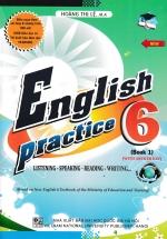 English Practice 6 Book 1 ( Chương Trình Pearson) - With Answer Key