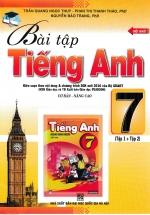 Bài Tập Tiếng Anh 7 ( Chương Trình Mới ) - Nguyễn Bảo Trang