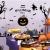 Decal Dán Tường Halloween 6