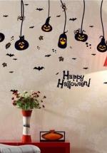 Decal Dán Tường Halloween 5