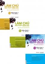 Combo Sách Làm Chủ Ngữ Pháp Tiếng Hàn