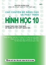 Các Chuyên Đề Nâng Cao Và Phát Triển Hình Học 10 (Nguyễn Quang Sơn)