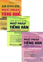 Combo Sách Ngữ Pháp Tiếng Hàn Thông Dụng