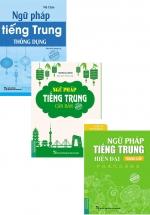 Combo Sách Học Ngữ Pháp Tiếng Trung
