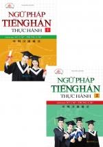 Combo Sách Ngữ Pháp Tiếng Hán Thực Hành