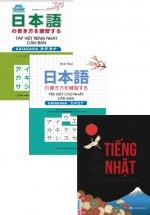 Combo Sách Tập Viết Bảng Chữ Cái Katakana