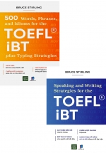 Combo Sách Strategies For The TOEFL- IBT